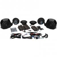 AMP/SPEAKER KIT 900 WATT - WILD BOAR AUDIO