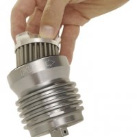 OIL FILTERS FLO STAINLESS STEEL REUSABLE - PC RACING