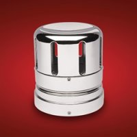 OIL FILTER COVER BILLET CHROME
