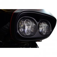 DUAL HEADLIGHT GRILLES - TRASK