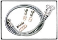 BRAKE LINE KITS PRE-ASSEMBLED METRIC - GAFFER