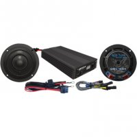 AMP/SPEAKER KIT 400 WATT - WILD BOAR AUDIO