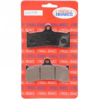 BRAKE PADS Z PLUS - LYNDALL BRAKES
