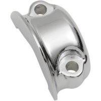 CLUTCH AND BRAKE CONTROLS CLAMP HALVES - DRAG SPECIALTIES