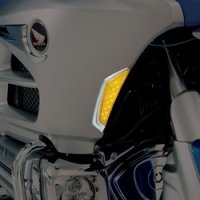 AIR INTAKE ACCENT LED - SHOW CHROME