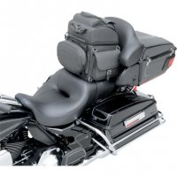 BACKREST, SEAT AND SISSY BAR BAG BR1800EX - SADDLEMEN