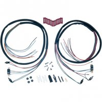 HANDLEBAR WIRING HARNESS WITH SWITCHES - DRAG SPECIALTIES
