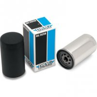 OIL FILTERS WITH MAGNETIC RING - DRAG SPECIALTIES