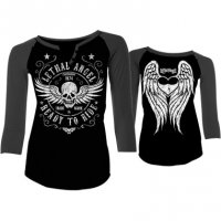 T-SHIRTS LONG SLEEVE WOMEN - LETHAL THREAT