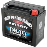 BATTERIES HIGH PERFORMANCE - DRAG SPECIALTIES