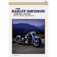 Clymer Repair Manuals for Harley-Davidson Dyna Wide Glide FXDWG//I 1993-1998