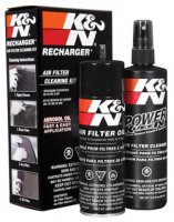 AIR FILTER CARE KITS - K&N