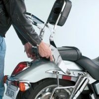 BACKREST & LUGGAGE RACK QUICK DETACH - NATIONAL CYCLE