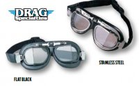 RED BARON GOGGLES - DRAG SPECIALTIES