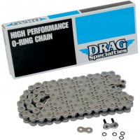 CHAINS O-RING 530 SERIES - DRAG SPECIALTIES