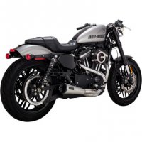 EXHAUST SYSTEM UPSWEEP 2:1 - VANCE & HINES