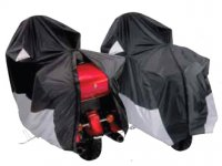 EZ ZIP MOTORCYCLE COVERS - DOWCO