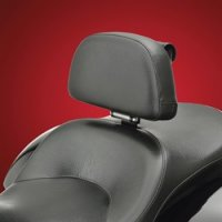 BACKREST SMART MOUNT VICTORY - SHOW CHROME