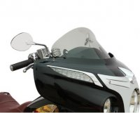 REPLACEMENT WINDSHIELDS FOR INDIAN AND METRIC BAGGERS