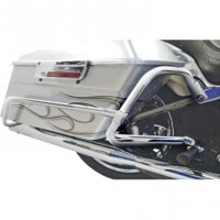 BAGGER-TAIL BAG GUARDS - CYCLE VISIONS