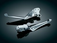 LEVER SETS WITH ADJUSTABLE CLUTCH LEVER - KURYAKYN