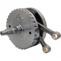 FLYWHEEL ASSEMBLIES FOR TWIN CAMS - S&S