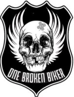 T-SHIRTS - ONE BROKEN BIKER