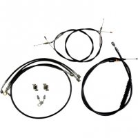 HANDLEBAR CABLE & BRAKE LINE KITS - LA CHOPPERS