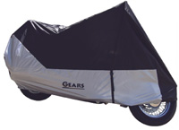 MOTORCYCLE STORAGE COVERS - GEARS