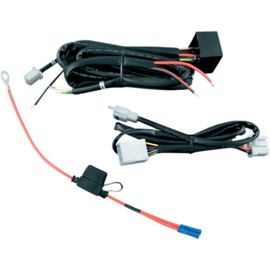 Trailer Wiring Harness & Relay Plug & Play HD 97-13 (ea ... on