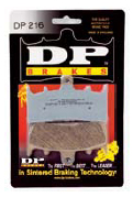 BRAKE PADS & BRAKE SHOES - DP