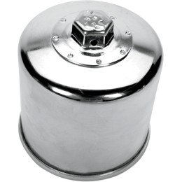 Oil Filter KN-138 Chrome Suzuki [KN-138C] - $19 95 : Dream