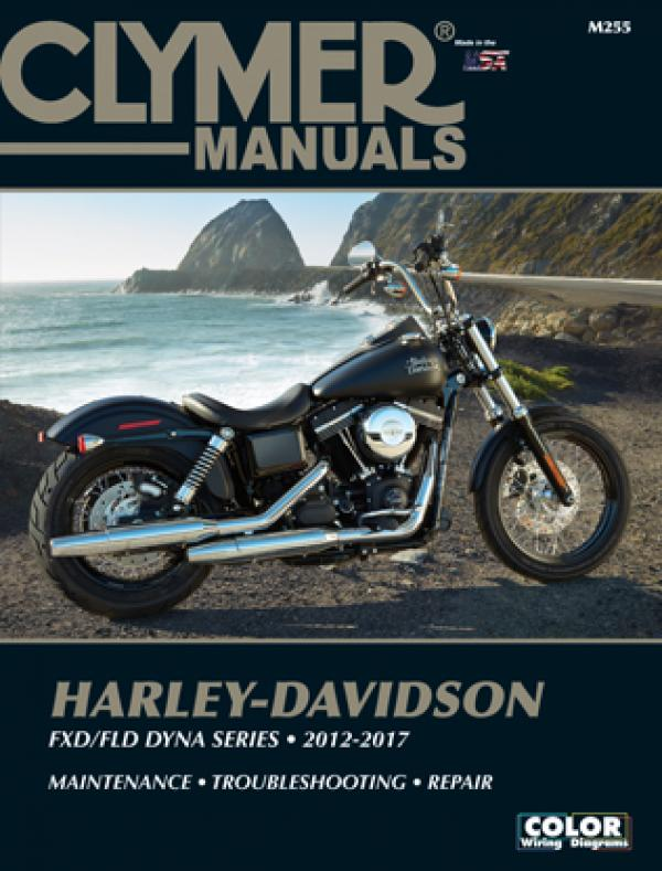 Repair Manual Dyna 12-17  4201-0279